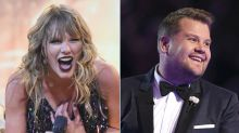 Taylor Swift and James Corden join cast of 'Cats' movie