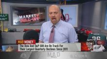 Cramer on the sell-off: Negativity shouldn't stop you fro...