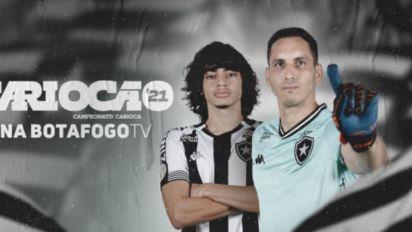 Botafogo lança plataforma própria de pay-per-view para jogos do Campeonato Carioca