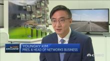 Samsung Electronics on its 5G ambitions