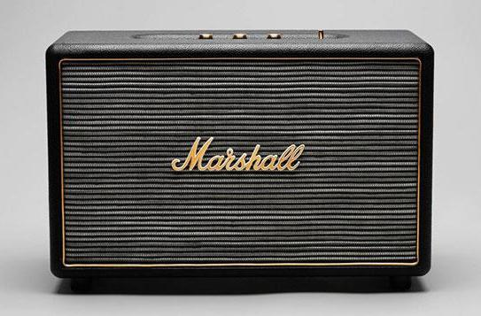 Engadget giveaway: win a Hanwell speaker courtesy of Marshall!