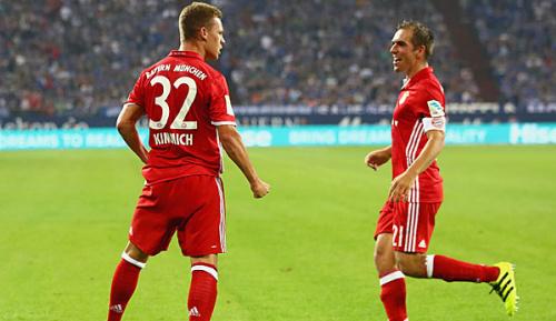 Bundesliga: Rummenigge: Kimmich soll Lahm-Nachfolger werden