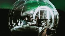Unterwegs in der Seifenblase: Das ist der Urlaubstrend für 2019