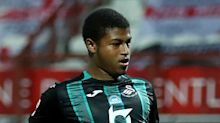 Salzburg 2-2 Liverpool: Brewster double salvages draw