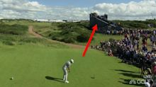 The Open Championship made a bizarre last-second change after players came up with an ingenious course hack