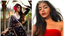 Indian model claps back at critics who tell her to 'tone down the cultural stuff'