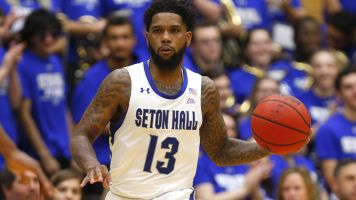 Seton Hall loses star to 'serious' ankle injury