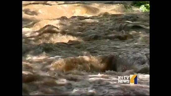 Teenagers rescued from Kalihi stream