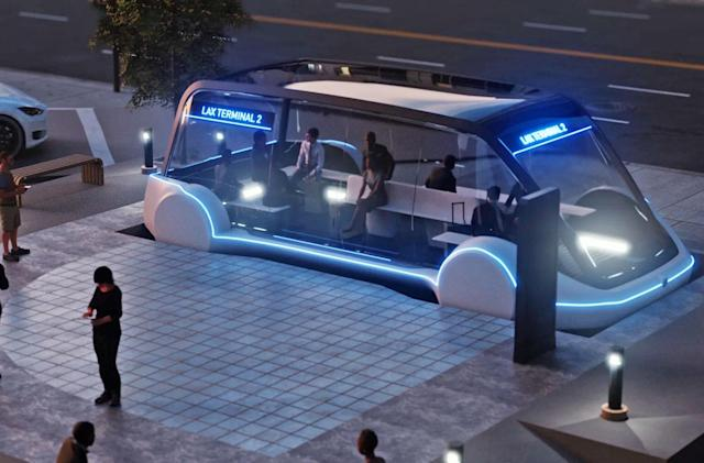 Elon Musk's Boring Company will build a high-speed link in Chicago
