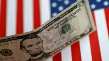 Dollar at one week high after hawkish Fed minutes; Asia stocks capped