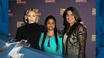 United Kingdom Breaking News: Madonna Speaks In Support Of Girls' Education At Chime For Change!