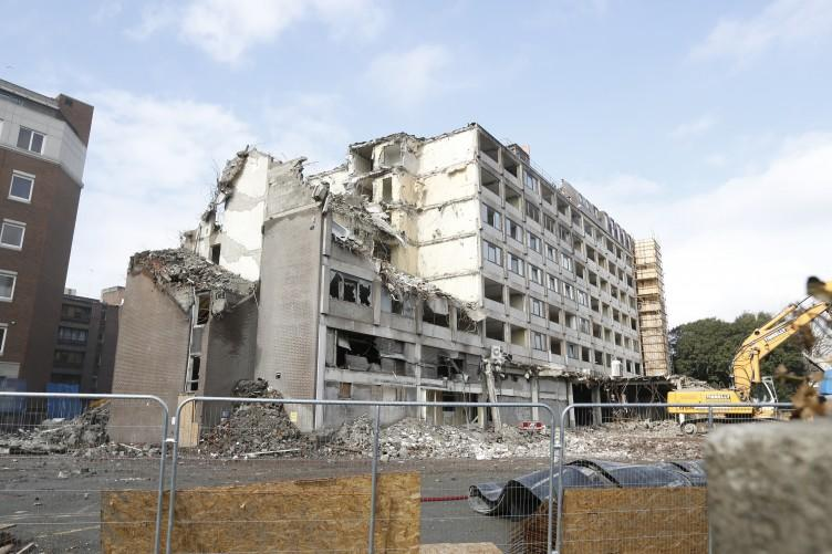 Dublin 4 hotel is being torn down to make room for quot exclusive