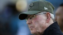 Former Giants coach Tom Coughlin fractures four ribs, spends night in hospital after bicycle accident