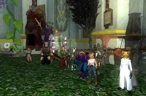 The Tattered Notebook: The EQ2X community speaks