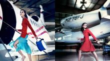 如何在機艙內制止皮膚出油?空姐們的化妝心得你絕對要學!