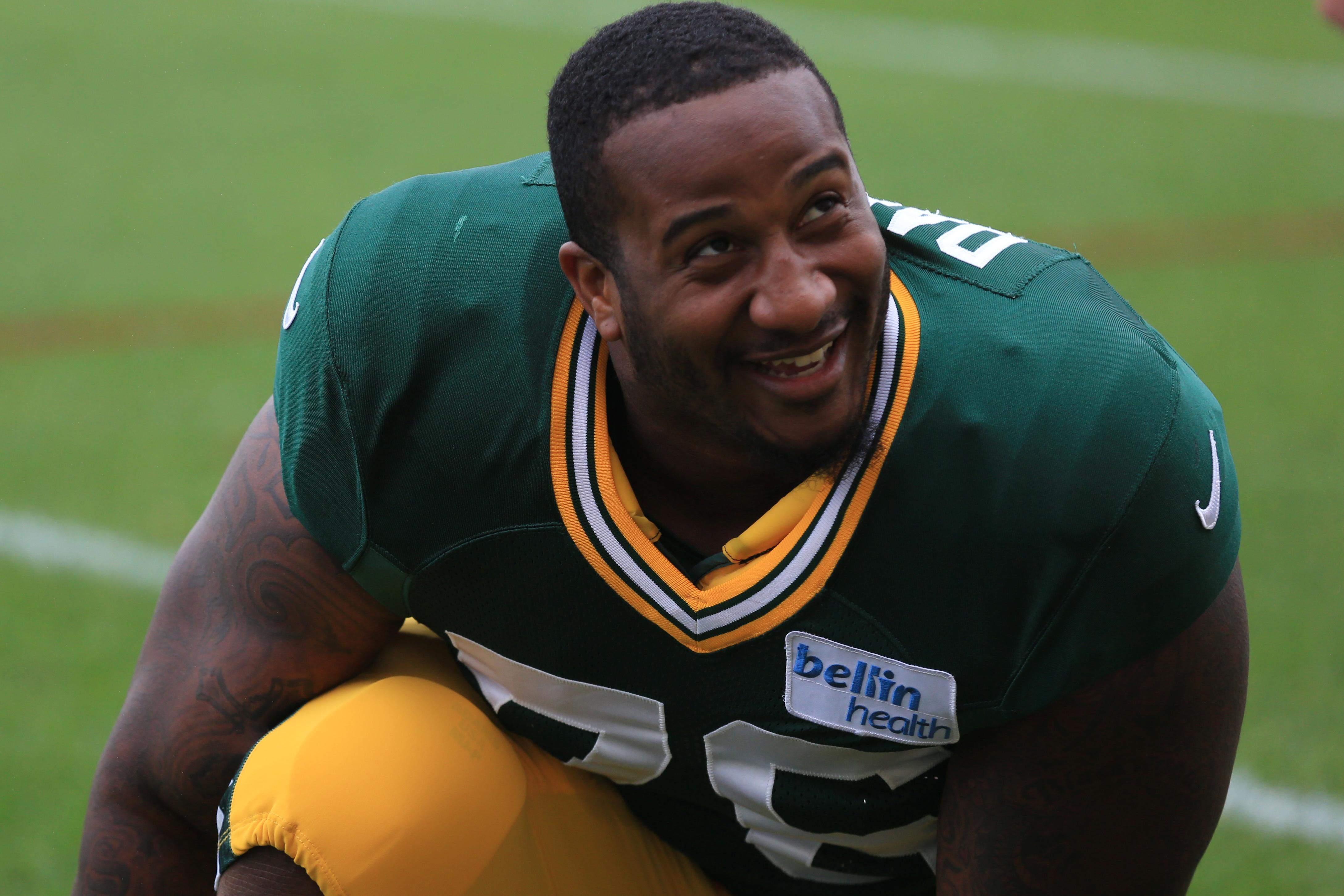0939dcef Mike Daniels joins rival Lions after being cut by Packers