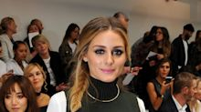 Olivia Palermo champions the high street at LFW