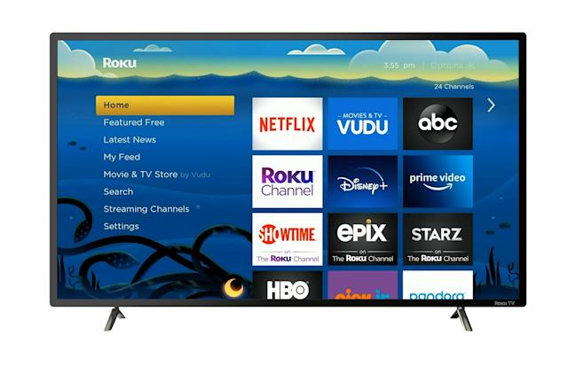 Roku is adding Apple AirPlay 2 and HomeKit to its 4K devices