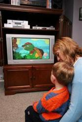 Television found to be a painkiller for kids