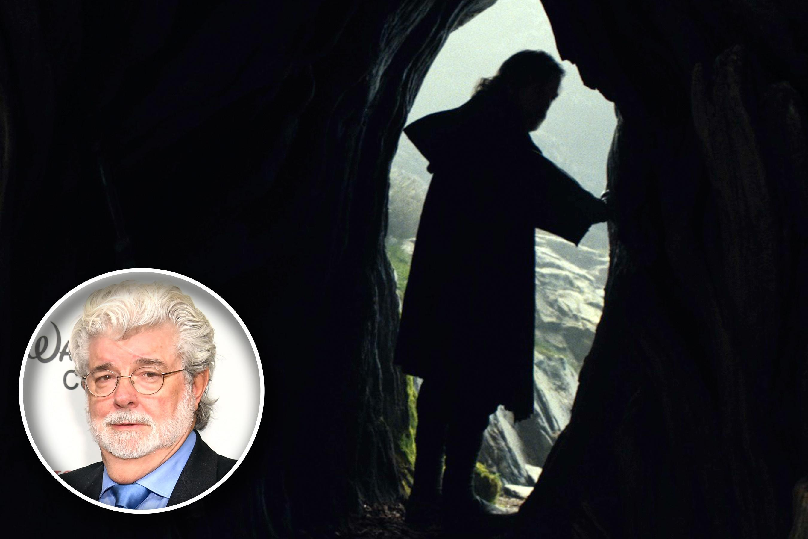 George Lucas still offers the Star Wars films suggestions on the Jedi
