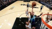 Dallas Mavericks vs San Antonio Spurs