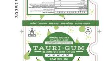 Tauriga Sciences, Inc. Completes Payment for the Entirety of its Initial Production Run of its Pear Bellini Flavor Immune Booster Tauri-Gum Version