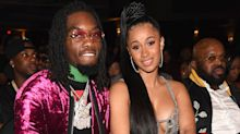 When Cardi B and Offset got engaged last year, they were already married