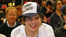 Remember when Ashton Kutcher was best known for his trucker hats?