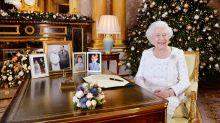 Weihnachtsansprache der Queen: Wo ist das Foto von Catherine und William?