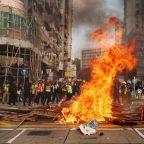 Hong Kong Protests Rage Despite New Effort to Calm Unrest