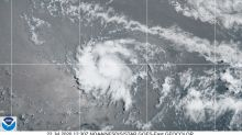Tropical Storm Gonzalo closes in on the Caribbean