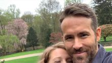 Blake Lively Says She Needs to 'Work on My Photo Face' After Ryan Reynolds Jokingly Trolls Her