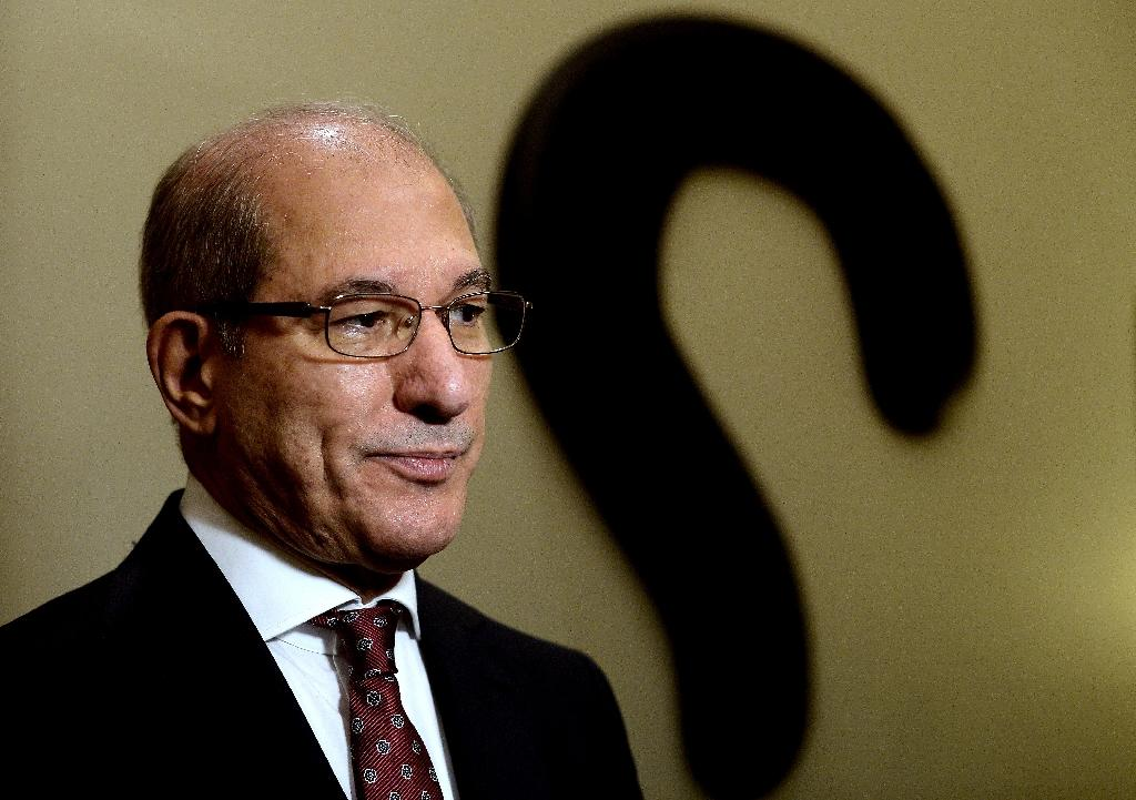 Ahmet Uzumcu, director general of the Organisation for the Prohibition of Chemical Weapons (OPCW), said that experts with his organisation believed the so-called IS group may have itself manufactured mustard gas (AFP Photo/Filippo Monteforte)