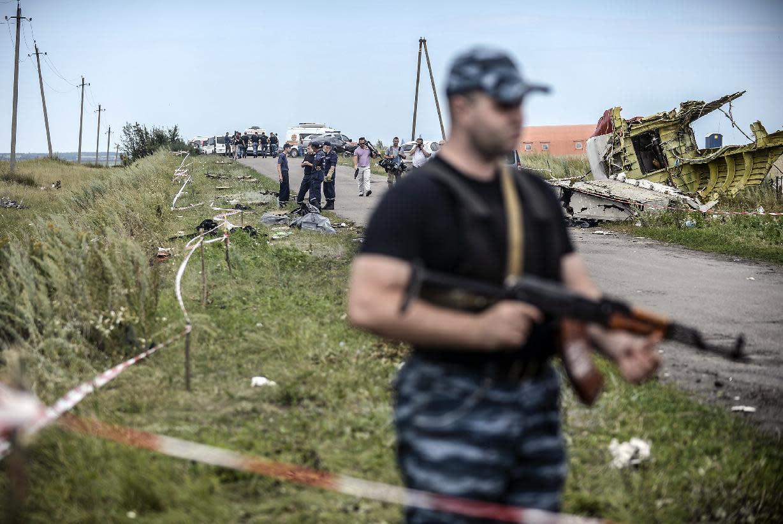 Bodies rained down on Ukraine village | News , World | THE