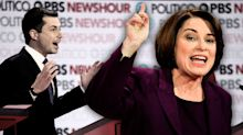 Klobuchar has to prove her electability every day. Why not Buttigieg?