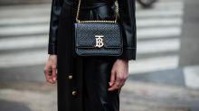 Burberry profit falls 75% but handbags help drive recovery