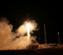 Russian Soyuz blasts off for ISS in first launch since accident