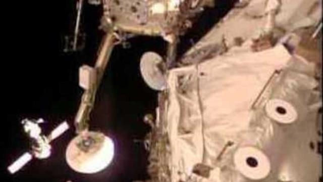 Soyuz Arrives at ISS After Two-Day Trip