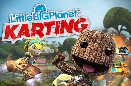 LittleBigPlanet Karting gets player tested