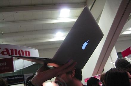 Video: MacBook Air hands-on