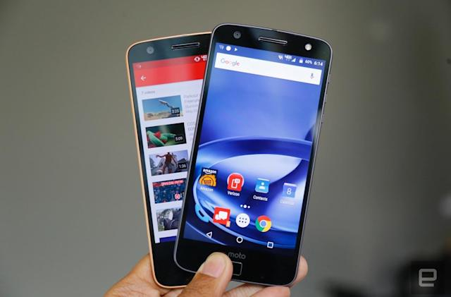 Verizon flirted with more bloatware for its devices