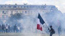 Deux hommes condamnés pour violences en marge d'une manifestation de soignants à Paris