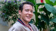 Transgender-Schauspieler Brix Schaumburg ist stolzer Vater