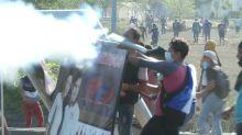 Violentas protestas dejan 10 muertos en Nicaragua