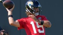 Jags turn to 'mad scientists' Gruden, McAdoo to help Minshew