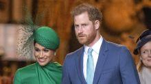 So ausgelassen sieht man Prinz Harry und Herzogin Meghan selten