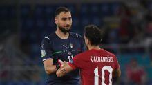 Turkey's Calhanoglu switching from AC Milan to Inter