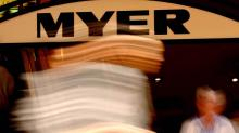Myer shares fall as Lew feud rages on