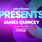 Yahoo Finance Presents: James Quincey