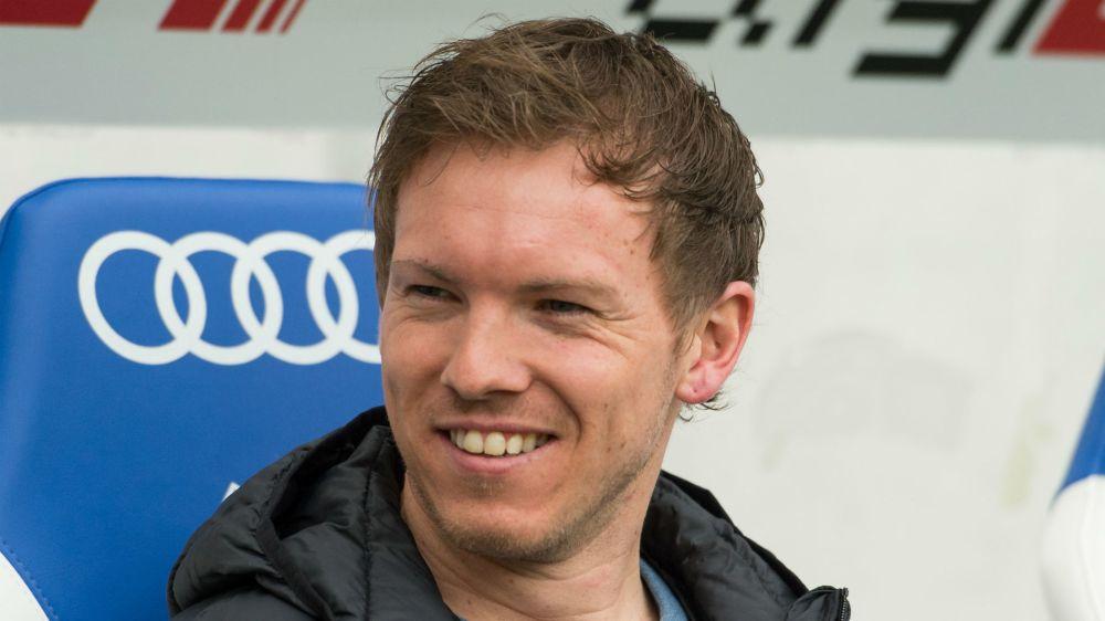 Nagelsmann signs Hoffenheim renewal